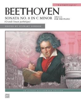 """Sonata No. 8 in C Minor, Opus 13: Grande Sonate pathétique """"Pathétique (AL-00-27902)"""