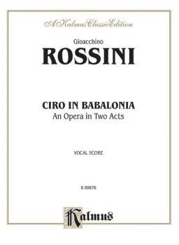 Ciro in Babalonia (AL-00-K09876)