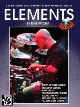 Elements: A Comprehensive Guide to Improving Your Drumset Vocabulary (AL-00-37007)