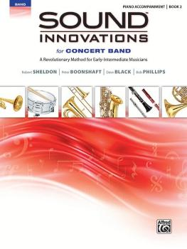 Sound Innovations for Concert Band, Book 2: A Revolutionary Method for (AL-00-34568)