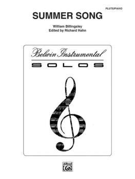 Summer Song (AL-00-CBS00049)