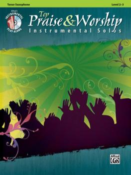 Top Praise & Worship Instrumental Solos (AL-00-34231)
