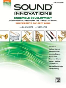 Sound Innovations for Concert Band: Ensemble Development for Intermedi (AL-00-34576)