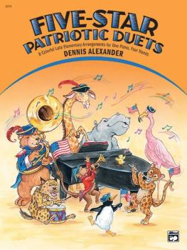 Five-Star Patriotic Duets (AL-00-20776)