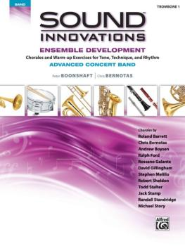 Sound Innovations for Concert Band: Ensemble Development for Advanced  (AL-00-43945)