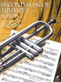 Second Book of Trumpet Solos (AL-12-057150857X)