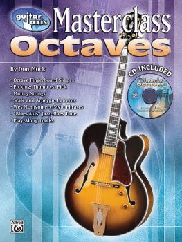 Guitar Axis Masterclass: Octaves (AL-53-GA001CD)