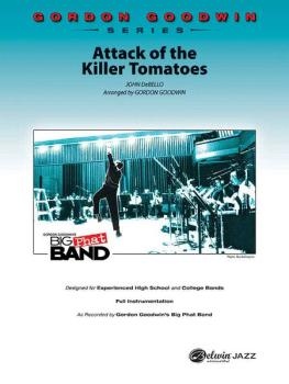 Attack of the Killer Tomatoes (AL-00-JEM05022)