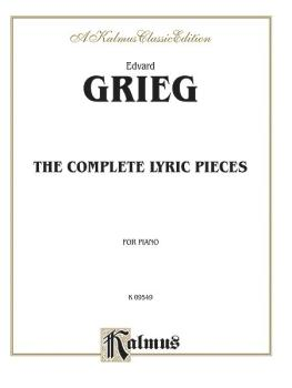 The Complete Lyric Pieces (AL-00-K09549)
