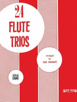 24 Flute Trios (AL-00-PROBK00672)