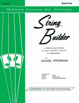 String Builder, Book I (AL-00-EL01544)