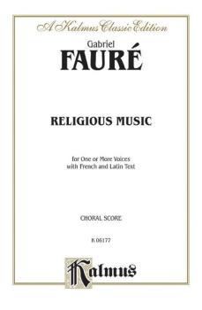Religious Music (AL-00-K06177)
