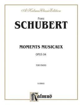 Moments musicaux, Opus 94 (AL-00-K09845)