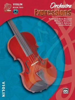 Orchestra Expressions™, Book Two: Student Edition (AL-00-EMCO2002CD)