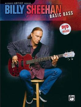 Billy Sheehan: Basic Bass (AL-00-21982)