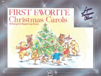 First Favorite Christmas Carols (AL-00-2539)