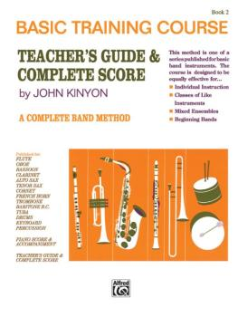 John Kinyon's Basic Training Course, Book 2 (AL-00-726)