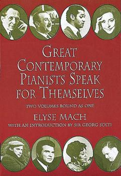 Great Contemporary Pianists Speak for Themselves (AL-06-266958)