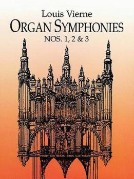 Organ Symphonies Nos. 1, 2 & 3 (AL-06-294056)