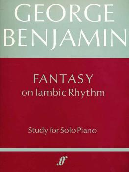 Fantasy on Iambic Rhythm (AL-12-0571509487)