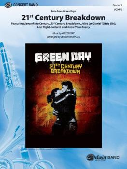 <i>21st Century Breakdown,</i> Suite from Green Day's (Featuring: Song (AL-00-32534S)