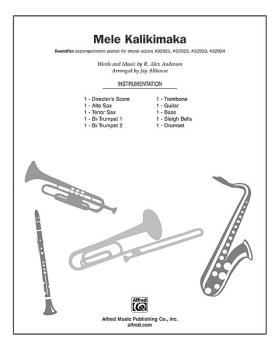 Mele Kalikimaka (AL-00-32926)