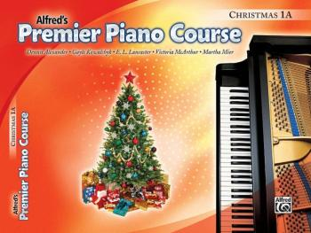 Premier Piano Course, Christmas 1A (AL-00-30878)