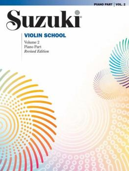 Suzuki Violin School Piano Acc., Volume 2 (Revised) (AL-00-30098)