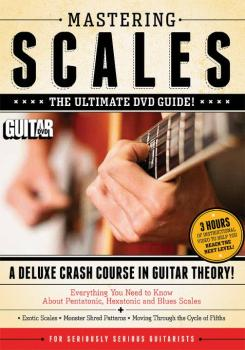 Guitar World: Mastering Scales: The Ultimate DVD Guide! A Deluxe Crash (AL-56-41083)