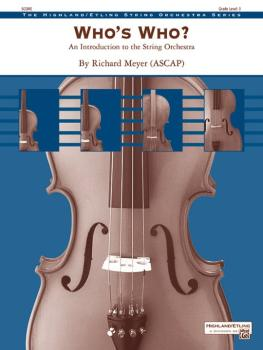 Who's Who?: An Introduction to the String Orchestra (AL-00-41271)