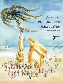 Pequeña Suite para Cuatro: A Little Suite for Four (AL-01-ADV7689)