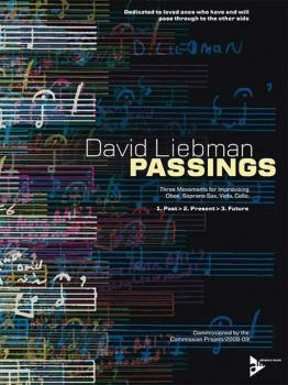 Passings: Three Movements for Improvising (AL-01-ADV6010)
