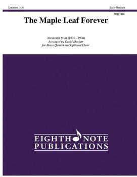 The Maple Leaf Forever (AL-81-BQ17446)