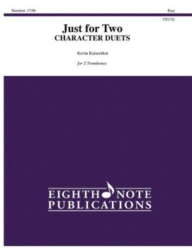 Just for Two: Character Duets (AL-81-TT1733)