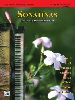 The Young Pianist's Library: Sonatinas for Piano, Book 2A (AL-00-DA0005A)