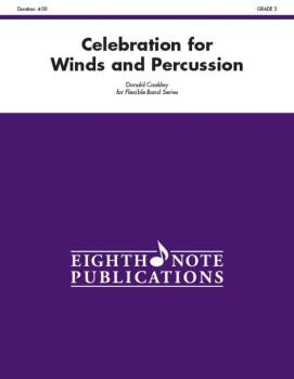 Celebration for Winds and Percussion (AL-81-FB1413S)