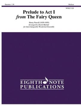 Prelude to Act I from <i>The Fairy Queen</i> (AL-81-WWE17129)