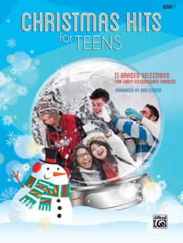 Christmas Hits for Teens, Book 1: 11 Graded Selections for Early Inter (AL-00-46122)