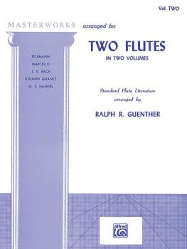 Masterworks for Two Flutes, Book II (AL-00-EL01843)