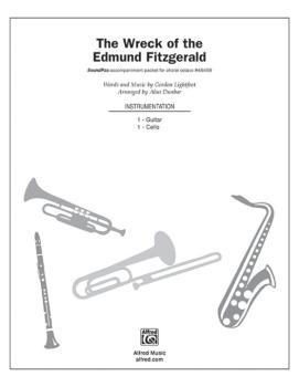 The Wreck of the Edmund Fitzgerald (AL-00-DIGPX00066)