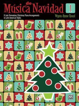 Música de Navidad, Book 1: 8 Late Elementary Christmas Piano Arrangeme (AL-00-46120)