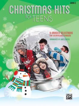 Christmas Hits for Teens, Book 2: 9 Graded Selections for Intermediate (AL-00-46123)