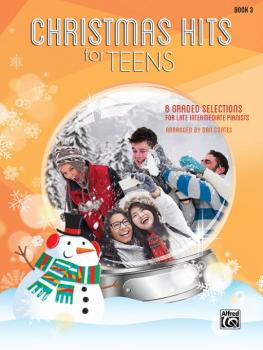 Christmas Hits for Teens, Book 3: 8 Graded Selections for Late Interme (AL-00-46124)
