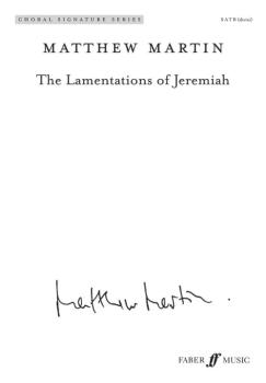 The Lamentations of Jeremiah (AL-12-0571539742)