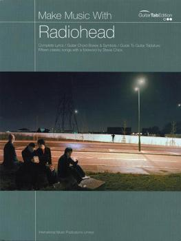 Make Music with Radiohead (AL-55-9835A)