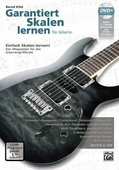 Garantiert Skalen Lernen für Gitarre [Guaranteed Learn Scales for Guit (AL-00-20237G)