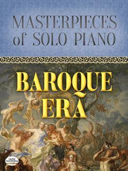 Masterpieces of Solo Piano: Baroque Era (AL-06-82019X)