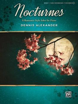 Nocturnes, Book 1: 8 Romantic-Style Solos for Piano (AL-00-46287)