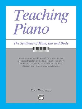 Teaching Piano - Softcover (AL-00-6032)