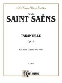 Tarantelle, Opus 6 (AL-00-K03869)